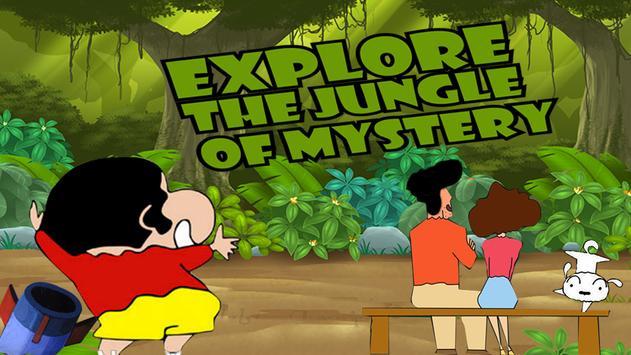 Shin Jungle Adventure 2017 poster