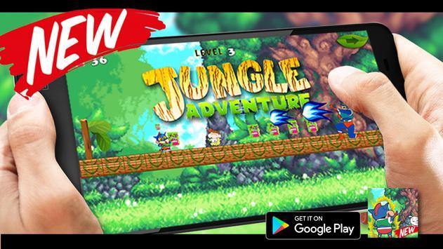 Shin Jungle Adventure Run apk screenshot