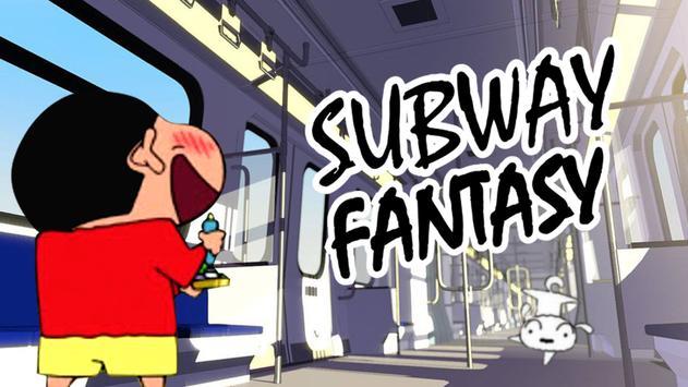 Shin Subway Adventure 2017 screenshot 4