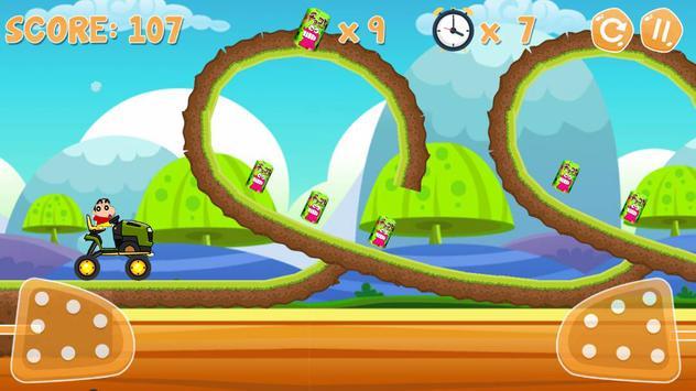 Shin Racing Climber Adventure screenshot 3