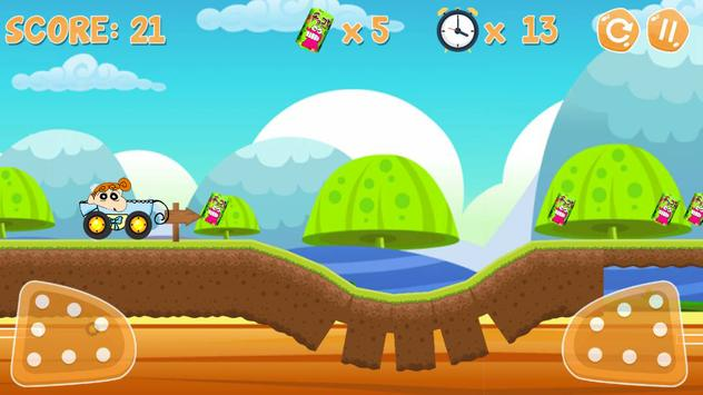 Shin Racing Climber Adventure screenshot 4