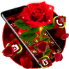 ikon Tema Shiny Red Rose