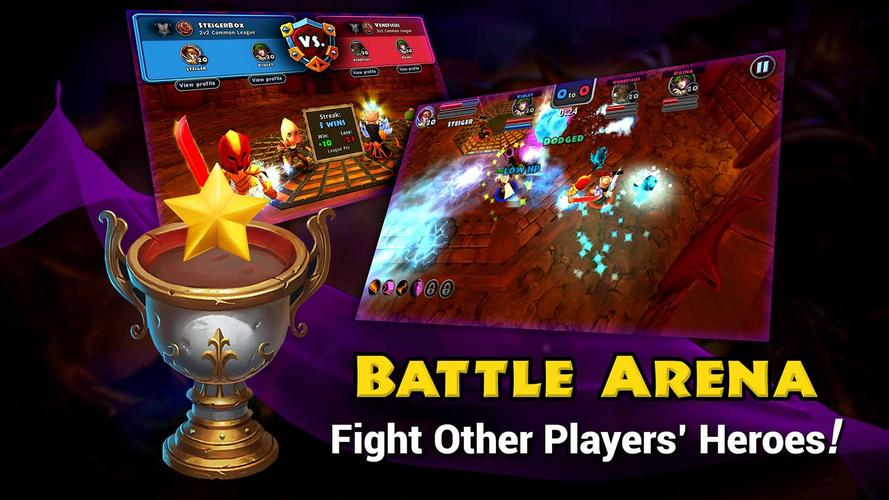 dungeon quest for android  apk download