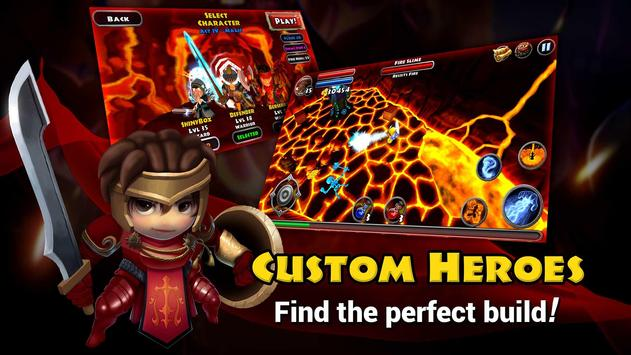 Dungeon Quest ảnh chụp màn hình 17