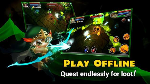 Dungeon Quest apk स्क्रीनशॉट