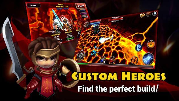 Dungeon Quest ảnh chụp màn hình 3