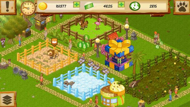 Animal Park Tycoon Deluxe poster
