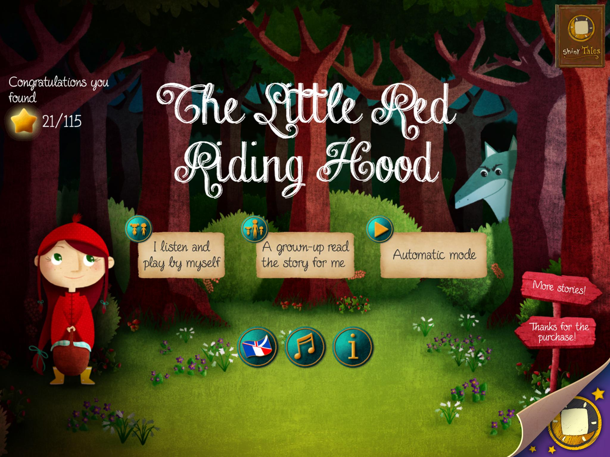 Little Red Riding Hood For Android Apk Download