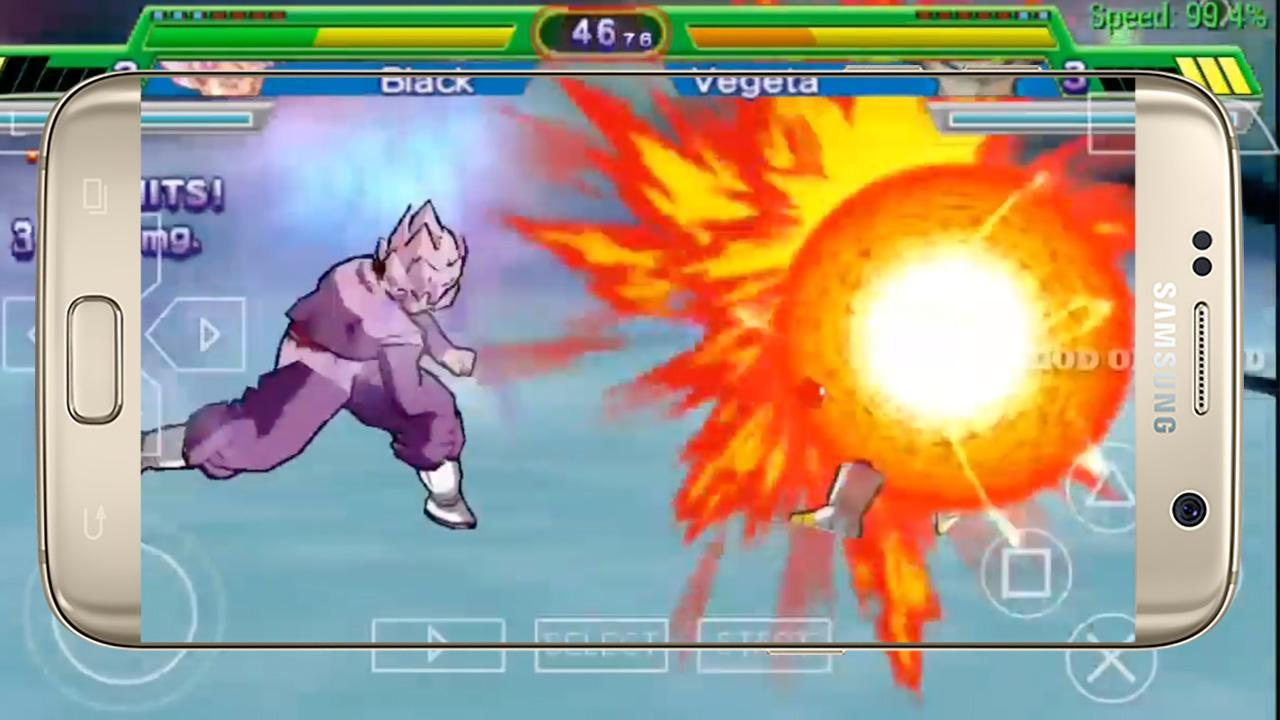 Shin Budokai 5 Saiyan Battle for Android - APK Download