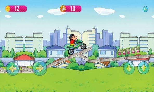 Shin Bike Race apk screenshot