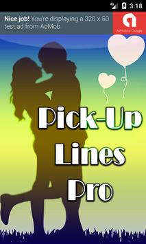 True Pick up Lines poster
