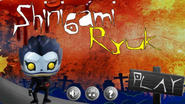 Shinigami Ryuk poster