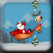 Floppy Santa icon