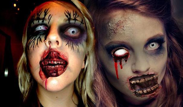 Zombie Photo Editor apk screenshot