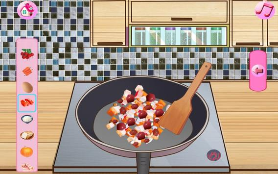 Cream Cake Maker Kids:Juice Smoothie Cookie Pizza screenshot 7