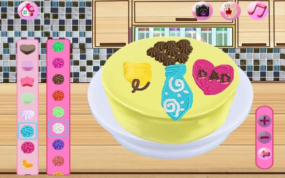 Cream Cake Maker Kids:Juice Smoothie Cookie Pizza screenshot 6