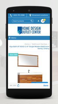 Home Design Outlet Center - AR screenshot 4