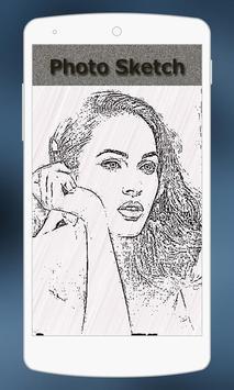 Photo Sketch Art screenshot 1