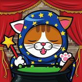 마법사냐옹이락스크린-WizardCatLockScr icon