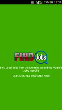 Find Jobs Pro poster