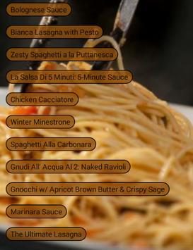 Italian recipes descarga apk gratis libros y obras de consulta italian recipes poster forumfinder Image collections