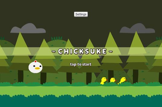Chicken Story - Chicksuke poster