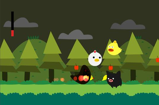 Chicken Story - Chicksuke screenshot 1