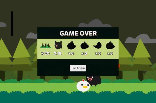 Chicken Story - Chicksuke screenshot 2