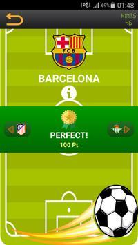 Football Quiz Game apk screenshot