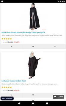 Shiddat- Islamic Shopping App screenshot 9