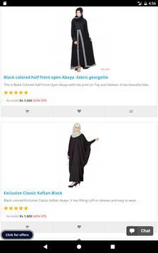 Shiddat- Islamic Shopping App apk screenshot