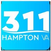 311 Hampton VA icon