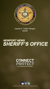 Connect Protect Newport News poster