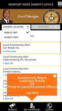 Connect Protect Newport News apk screenshot
