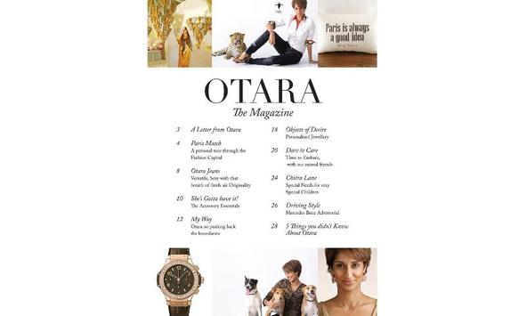 OTARA MAGAZINE apk screenshot