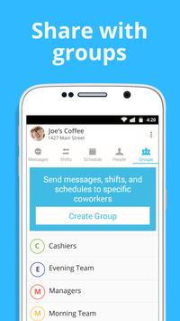 Shift Messenger apk screenshot