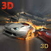 Car Racing 3D icon