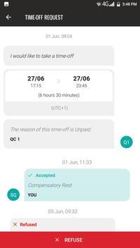 Shiftmeapp screenshot 5
