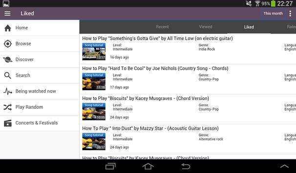 Music Tutorials screenshot 19