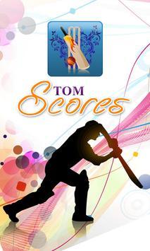 TOM Scores poster