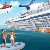 Ship Simulator Cruise Ship Games 2018 icon