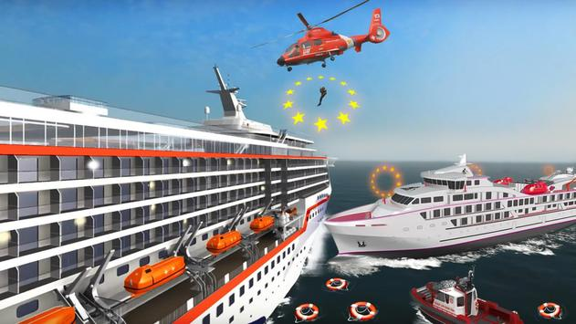 Ship Simulator Cruise Ship Games 2018 screenshot 3