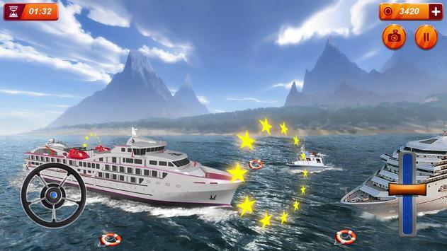 Ship Simulator Cruise Ship Games 2018 poster