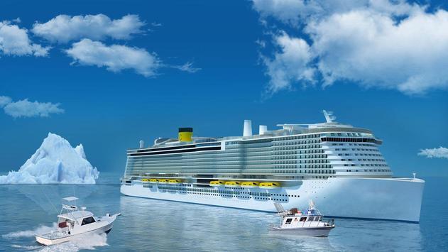 Ship Simulator Cruise Ship Games 2018 screenshot 10