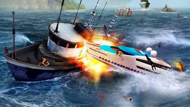 Ship Simulator Cruise Ship Games 2018 screenshot 17