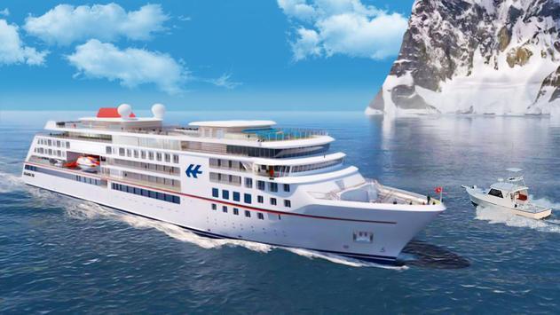 Ship Simulator Cruise Ship Games 2018 screenshot 1