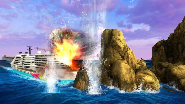 Ship Simulator Cruise Ship Games 2018 screenshot 21
