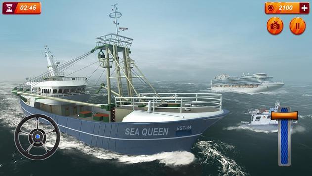 Ship Simulator Cruise Ship Games 2018 screenshot 2