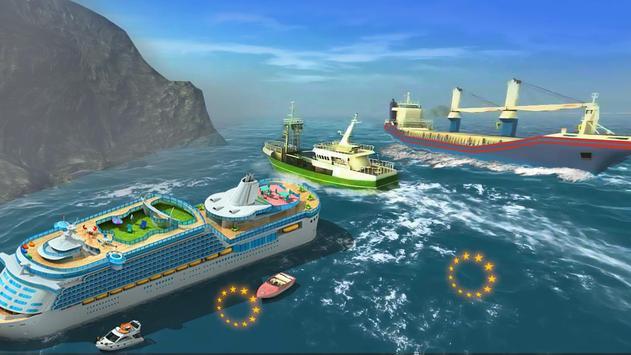 Ship Simulator Cruise Ship Games 2018 screenshot 4