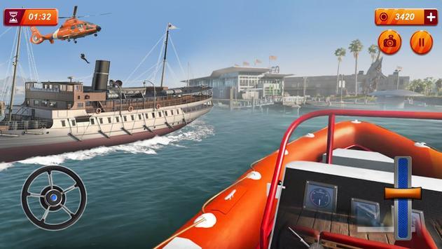 Ship Simulator Cruise Ship Games 2018 screenshot 5